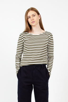 Even Stripe Long Sleeve T-Shirt