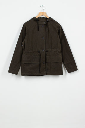 MHL Black/Khaki Rain Jacket