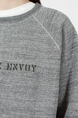 Envoy x Orslow Anniversary Charcoal Sweatshirt *Special