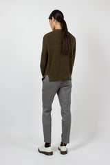 Slim Grey Trouser