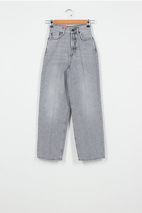 1993 Stone Grey Tapered Jean