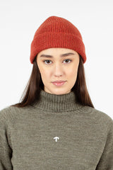 Solid Beanie Orange
