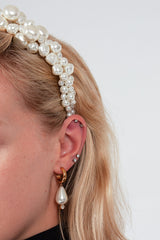 Cluster Baroque Hairband