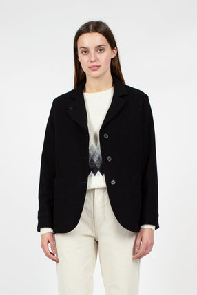 MHL Black Wool Blazer