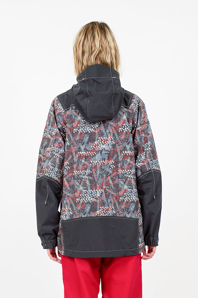 Print Stretch Jacket