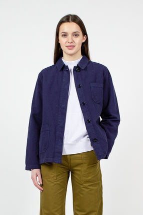 Alma Navy Jacket