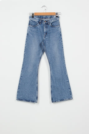 2 Year Wash Flare Cut Jean