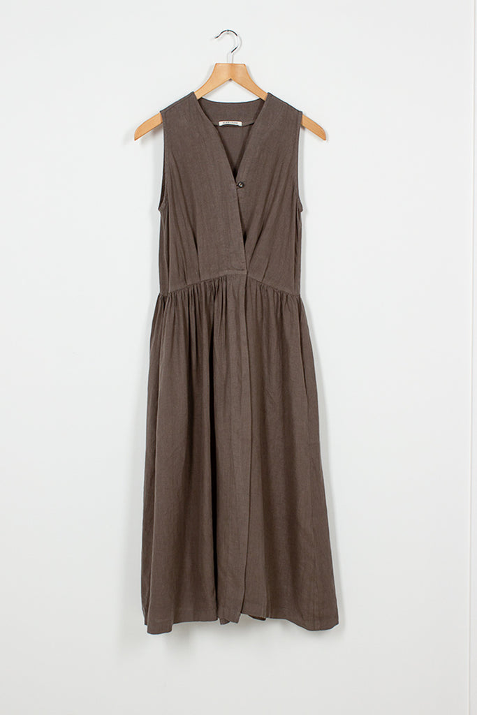 CTD03 Grey Tank Dress
