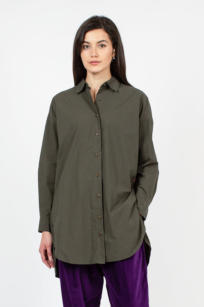 Christy Khaki Shirt