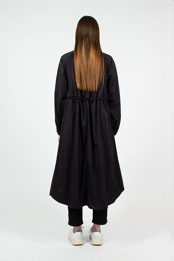 Lin Long Black Coat