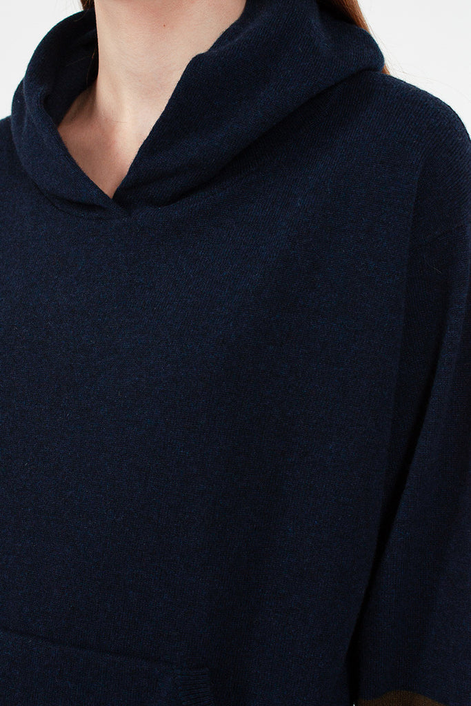 Multi Lounge Cashmere Hoodie
