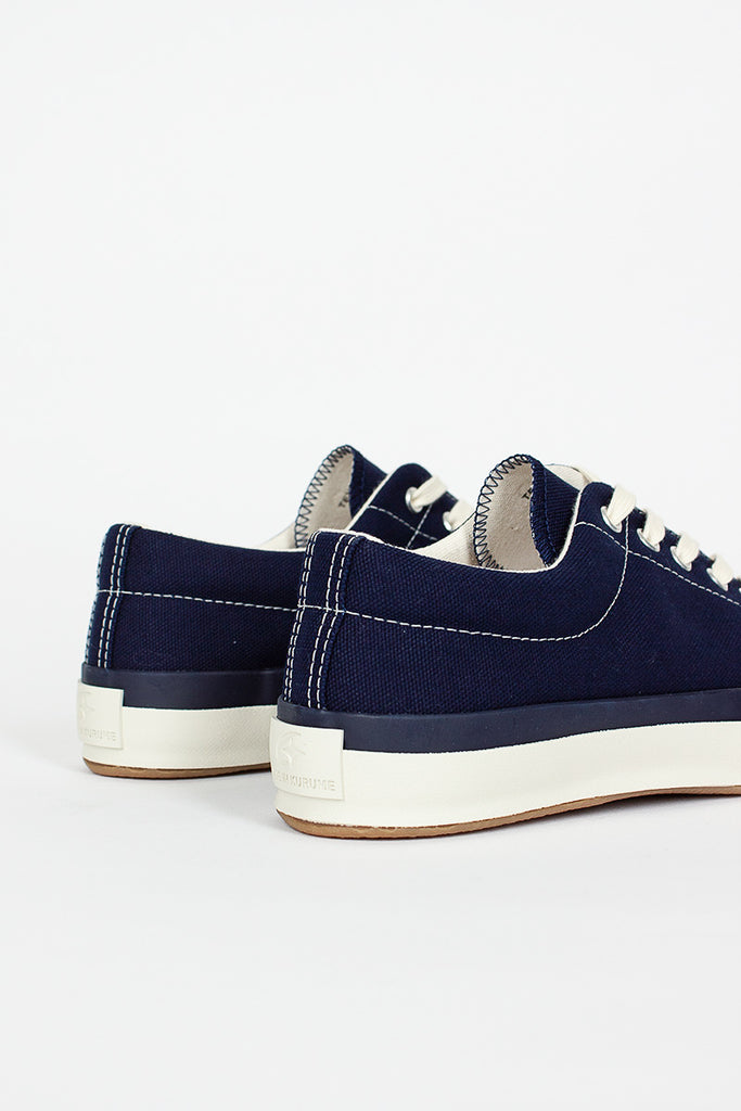 Gym Court Navy Sneaker