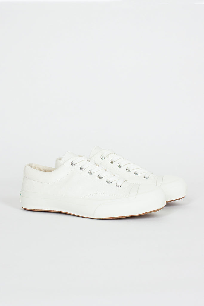 Gym Court White Sneaker