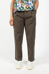Market Trousers Dark Olive