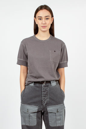Warm Up Military Tee RAF Grey