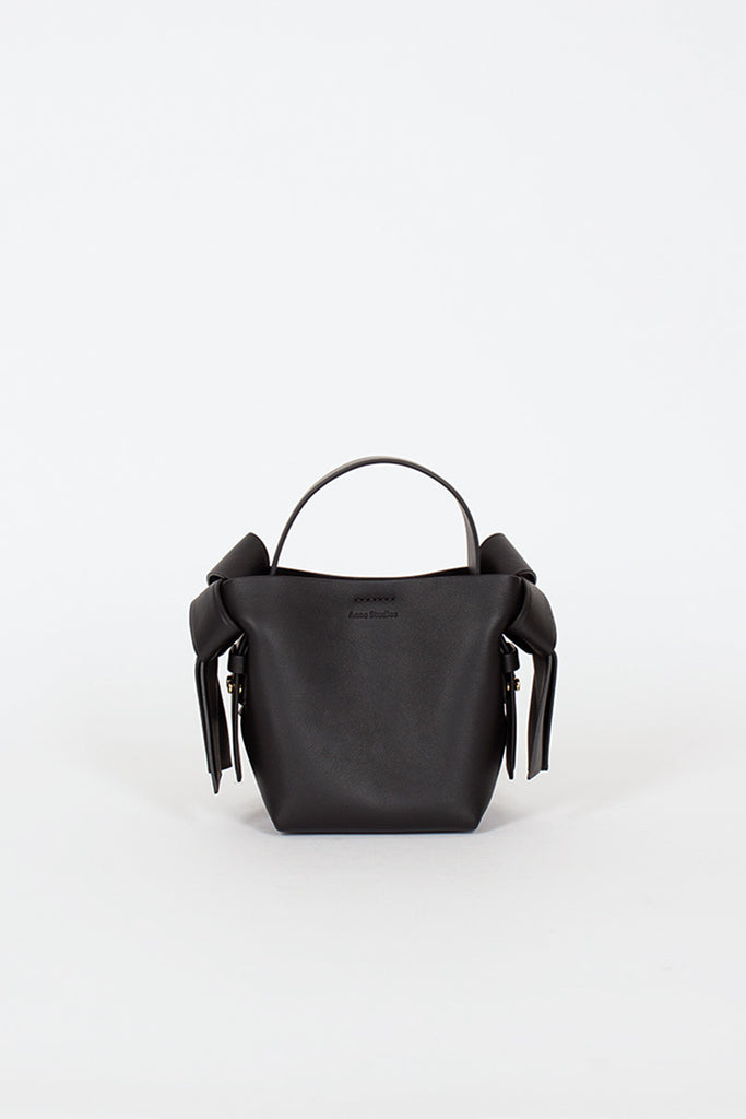 Black Micro Musubi Bag