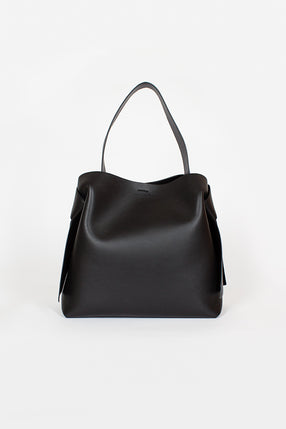 Acne Studios Musubi Maxi black bag