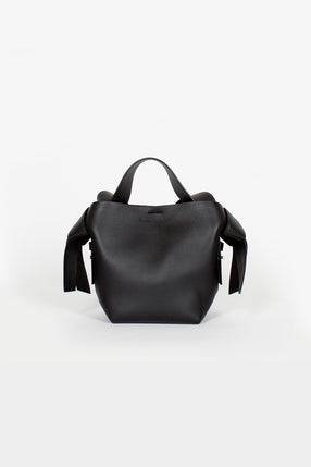 Musubi Mini Black Bag