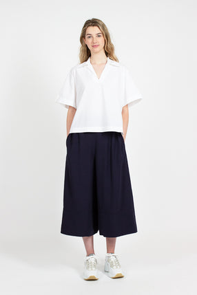 Midnight Blue Culottes