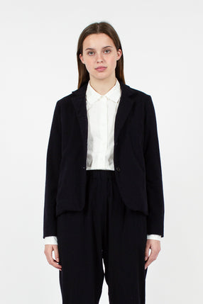 Navy Chloe Jacket