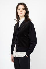 MHL Boys Ink Cord Cardigan