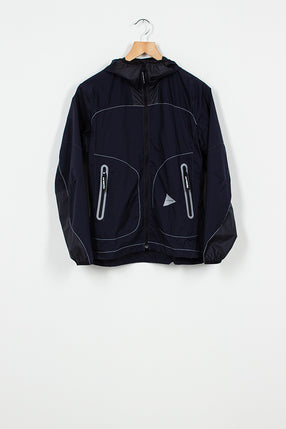 Navy Lightweight Parka