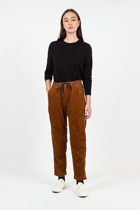 Camel Corduroy New Yorker Pant