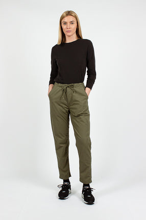 New Yorker Army Green Ripstop Pant