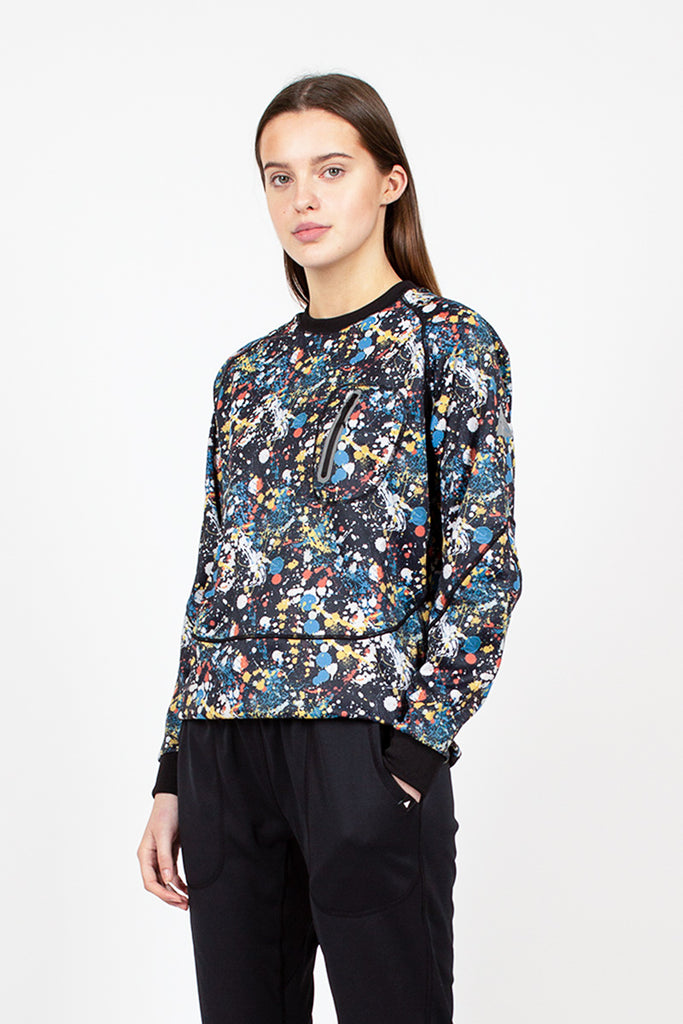 Paint Multi Pullover