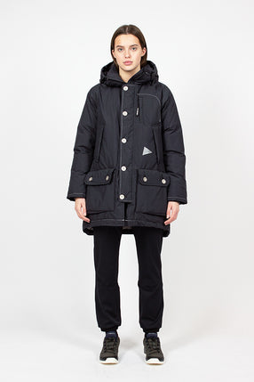 Down Shell Coat