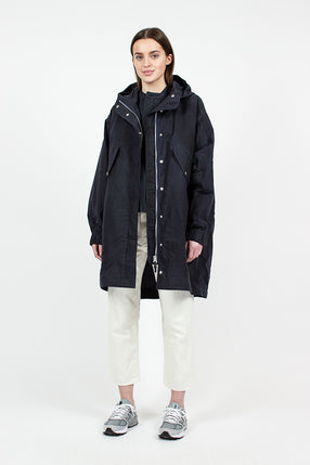 Hunter Parka Navy