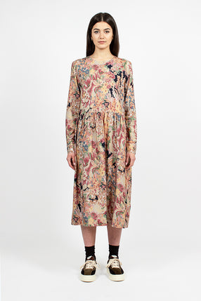 Perhacs L/S Dress Multi Floral