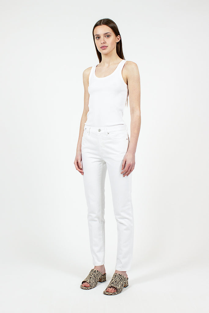 Perry White Jean