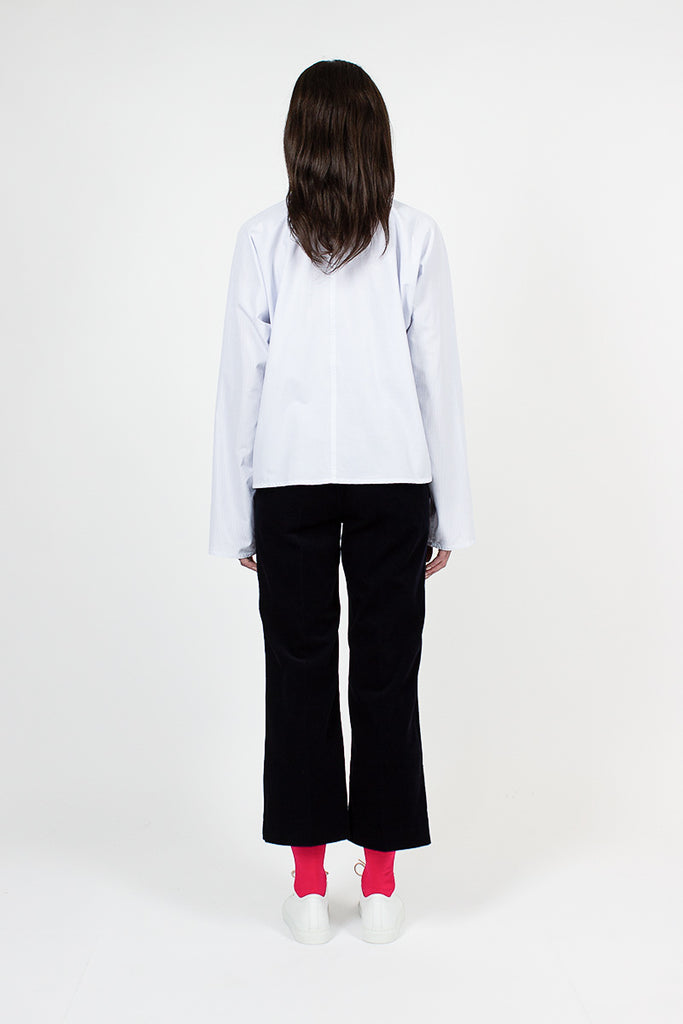 Picabia Elastic Waist Trousers