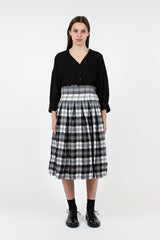 Joey Check Skirt