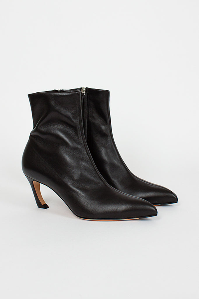 Heeled Bilbo Ankle Boot