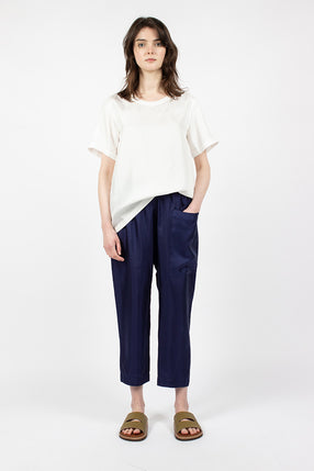 Punch Woven Pant Blue