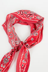 Red Diamond Bandana