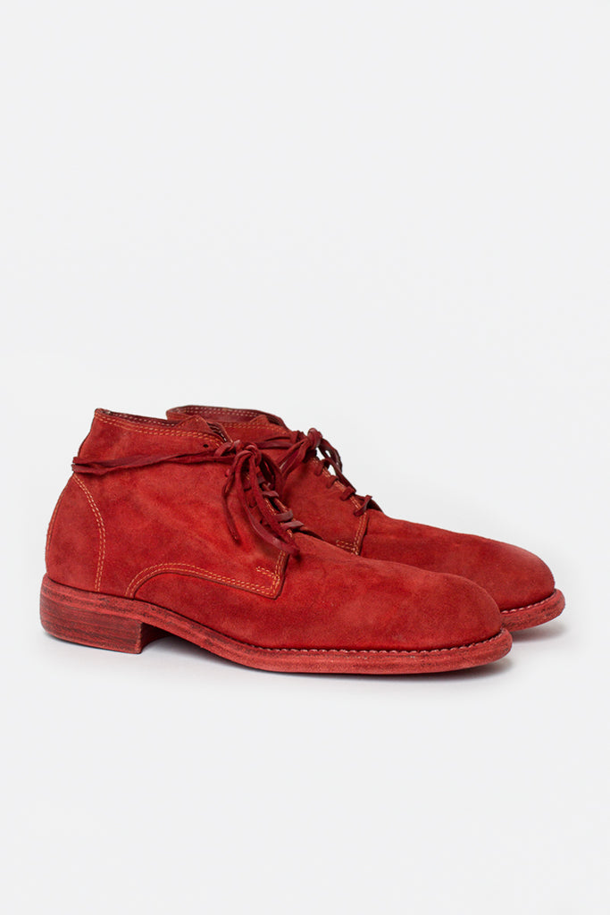 994 Reverse Brick Red Desert Boot