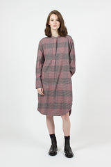 Toto Houndstooth Dress