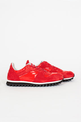 Spalwart X CDG Marathon Trail Red Low Sneaker