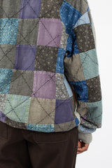 Kountry Patchwork Sweatshirt Grey