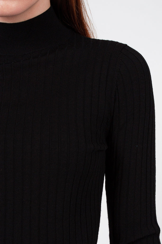 Kulia Ribbed Turtleneck