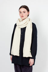 Ivory Hexagon Scarf