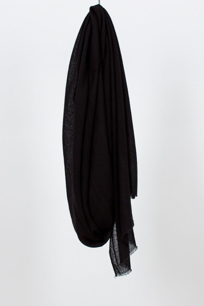 Black Ring Stole