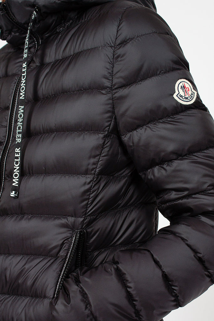 Seoul Black Down Jacket