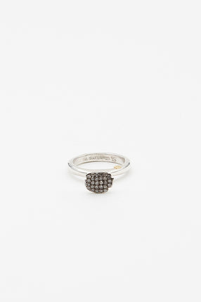 Shargan Pave Diamond Ring