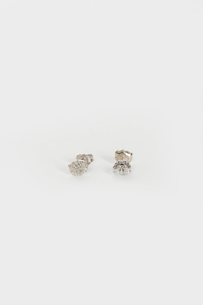 Shargan Diamond Stud Earrings