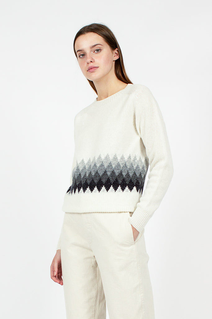 MHL Winter White Knit