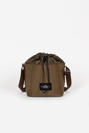 B.I.P Olive Medium Bucket Tote